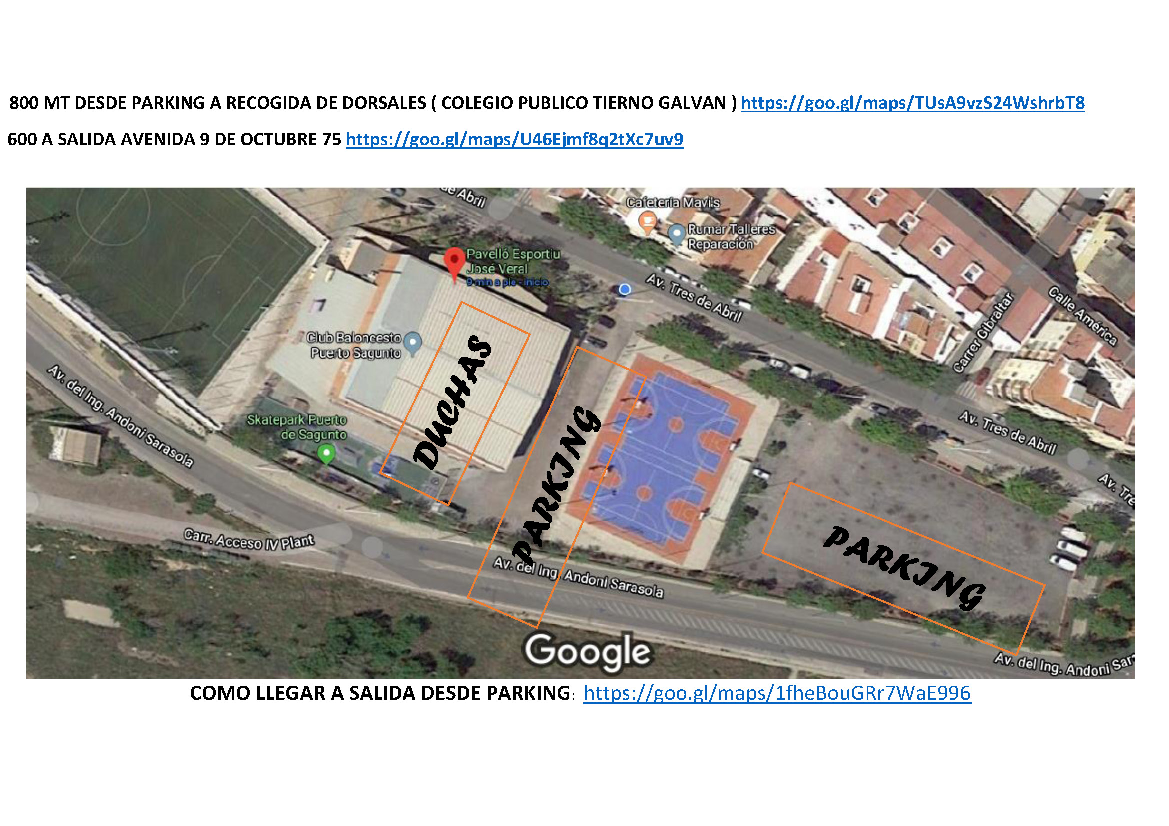 DUCHAS Y PARKING  2